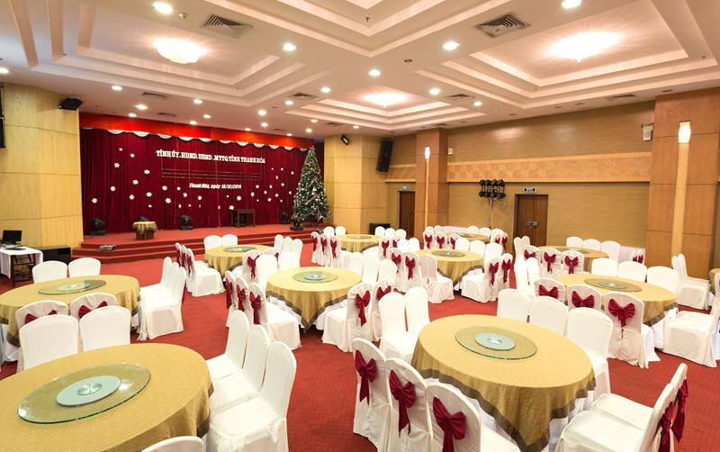 Trung tâm tổ chức sự kiện Thanh Hoá không thể bỏ qua