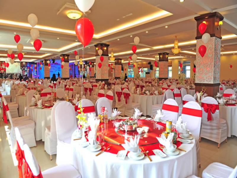 Nhà hàng Trung tâm tổ chức sự kiện Dạ Lan