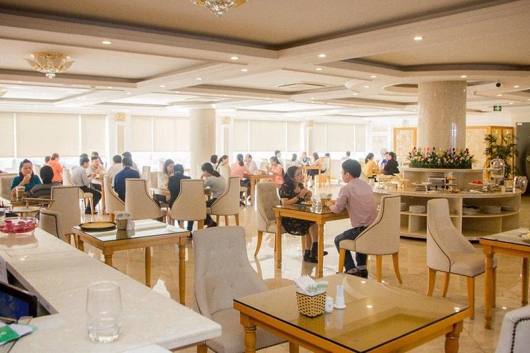 Không gian khách sạn Palm Thanh Hóa