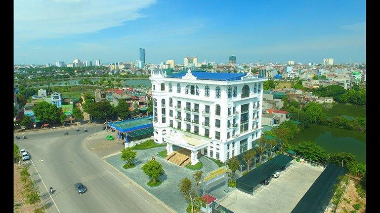 Kings Place - Nhà hàng tiệc cưới chay chất lượng tại Thanh Hoá