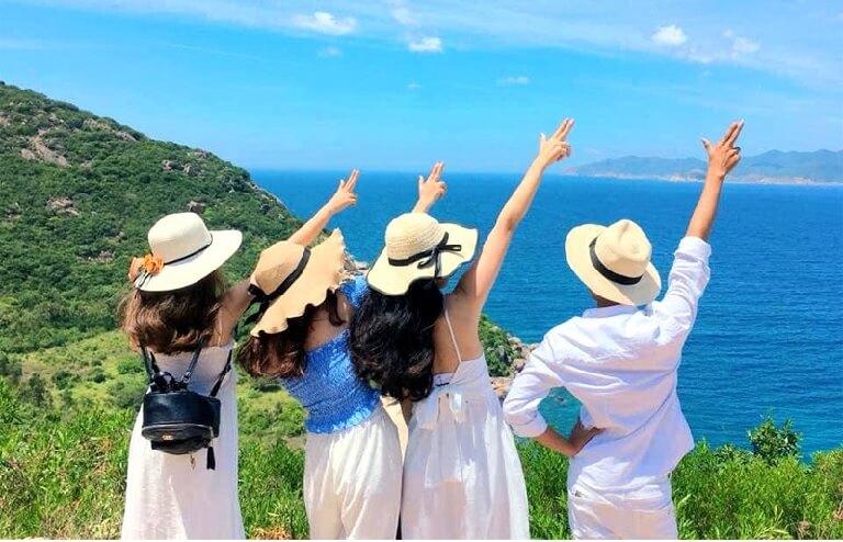 Bữa tiệc độc thân sẽ vô cùng đáng nhớ nếu các bạn có dịp cùng nhau đi du lịch vài ngày