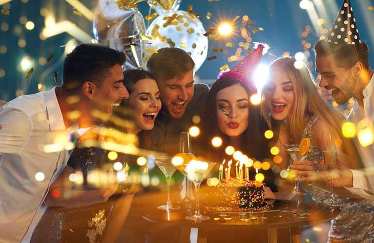 Lên kế hoạch cho bữa tiệc càng cụ thể càng tốt