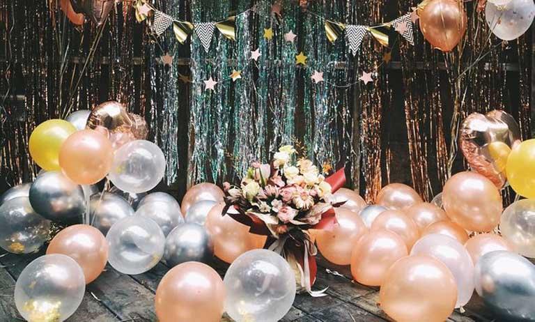 Tổ chức tiệc sinh nhật trọn gói là xu hướng được nhiều người lựa chọn