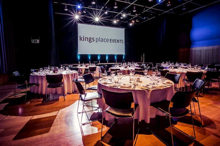 Tổ chức tri ân tại Kings Place sẽ đem đến không gian sang trọng và lịch sự