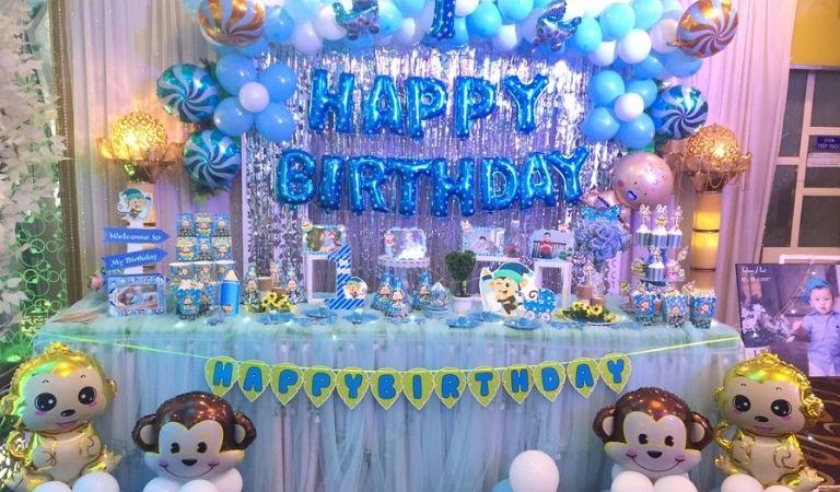 Kinh nghiệm tổ chức sinh nhật ý nghĩa