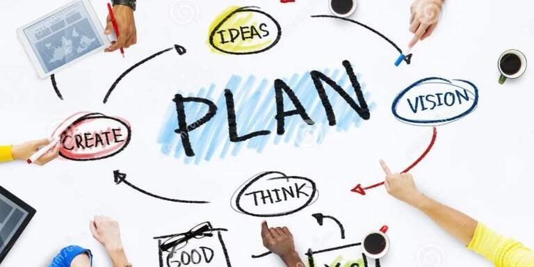 Vạch ra kế hoạch cụ thể chi tiết