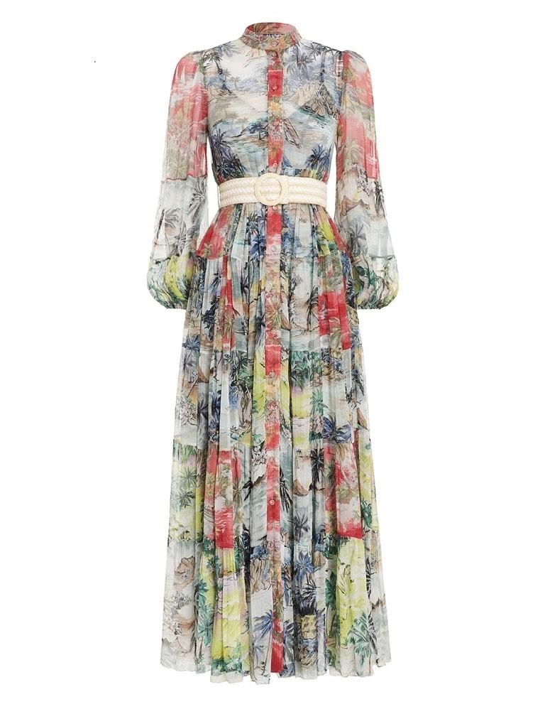 Váy Maxi cho người gầy