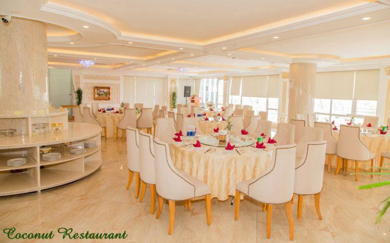 Palm Thanh Hóa nổi tiếng với không gian sang trọng và hiện đại