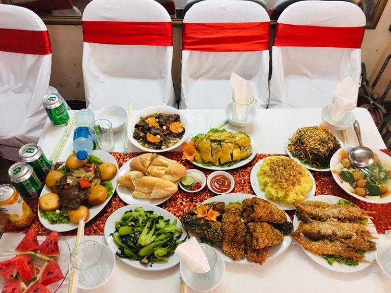 Kings Place là thiên đường ẩm thực nổi tiếng của xứ Thanh