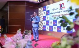 Lễ kỷ niệm thành lập công ty giúp doanh nghiệp khẳng định thương hiệu, văn hóa công ty