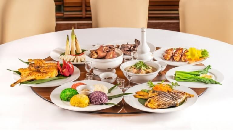 Chỉ nên làm với số lượng món và số lượng nguyên liệu vừa đủ cho khẩu phần ăn để thực khách cảm thấy ngon miệng