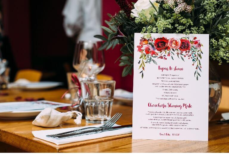 Làm thế nào để có thể lên menu tiệc cưới vừa hấp dẫn vừa tiết kiệm chi phí?