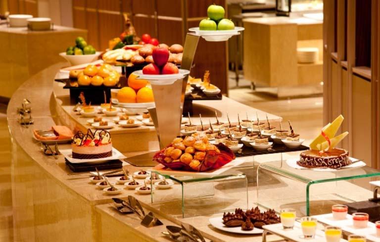 Ngân sách là yếu tố quan trọng hàng đầu khi tổ chức buffet ngọt