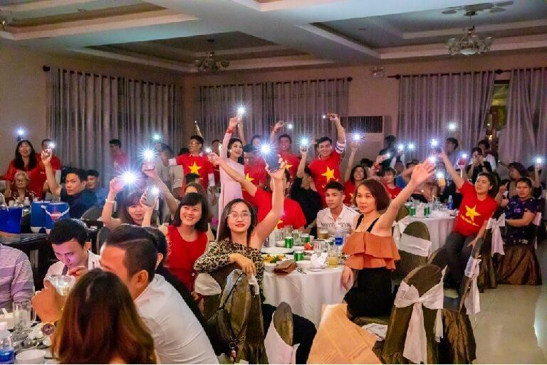 Top 10 nhà hàng tổ chức tiệc tất niên tại Thanh Hóa