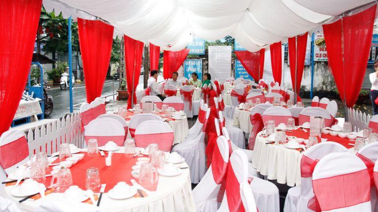 Tiệc báo hỷ không phải lễ cưới chính