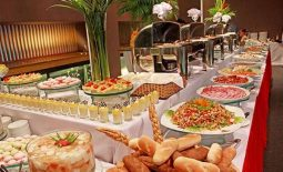 Tổ chức tiệc buffet cuối năm chuyên nghiệp