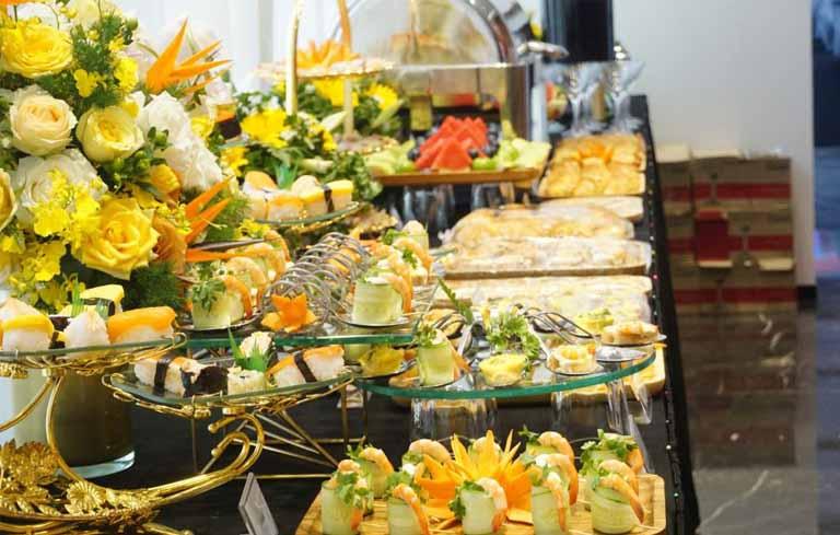 Các bước làm tiệc buffet tại nhà đơn giản và hiệu quả