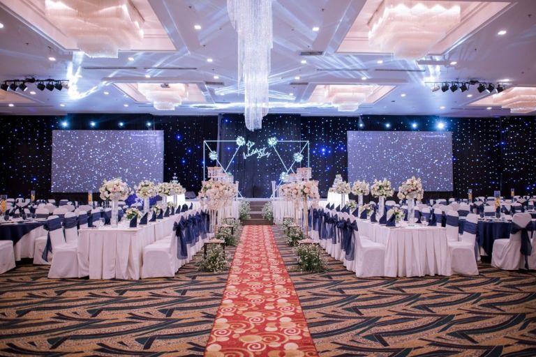 Kings Place là nhà hàng tổ chức tiệc cưới nổi tiếng tại Thanh Hóa