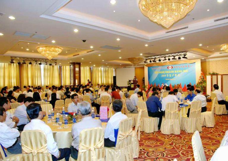 Tiệc hội nghị có ý nghĩa rất lớn đối với doanh nghiệp