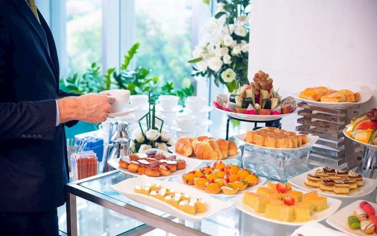 Tổ chức tiệc trà Teabreak trang nhã, lịch sự nhất
