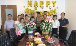 Tất tần tật kinh nghiệm tổ chức sinh nhật công ty độc đáo, ý nghĩa