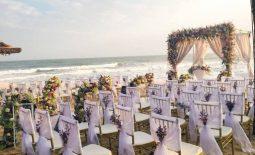 Top 10 ý tưởng trang trí tiệc cưới ngoài trời đẹp mắt và độc đáo