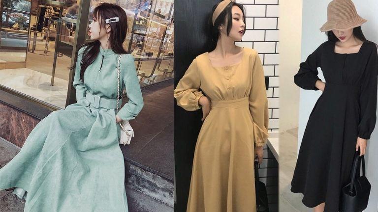 Váy theo kiểu vintage